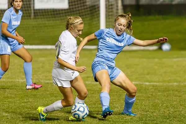 GIRLS SOCCER: Brentwood edges Centennial in rain-shortened 11-AAA quarterfinal