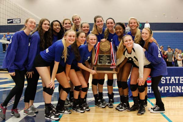 VOLLEYBALL OUTLOOK: BHS looks for 3-peat; RHS aims for another state run
