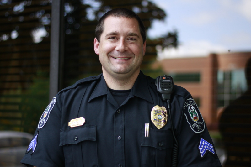 Get to know Brentwood's finest: Sergeant Jim Colvin to become Lieutenant