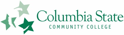 Columbia State fall 2015 application deadline Aug. 7 for new students