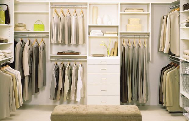 Last 12 days prize 250 credit from california closets for Struttura cabina armadio mondo convenienza