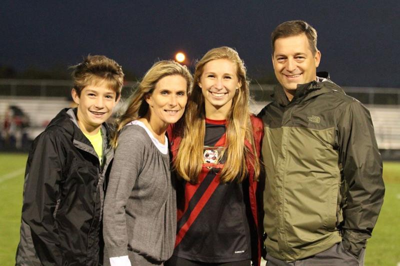 Ravenwood honors senior girls soccer players