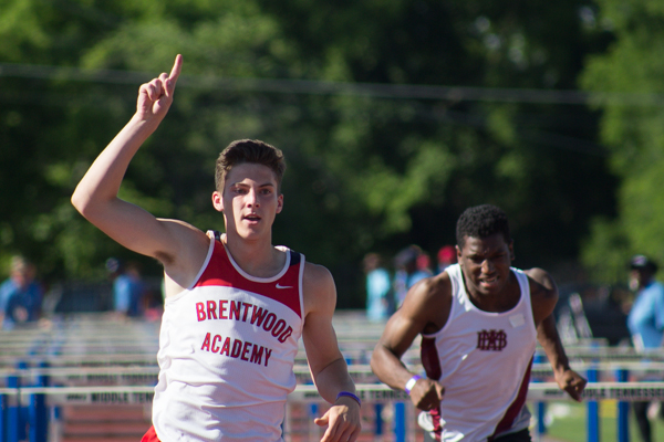 BA's Patrick named Gatorade Tennessee Boys Track & Field Athlete of the Year