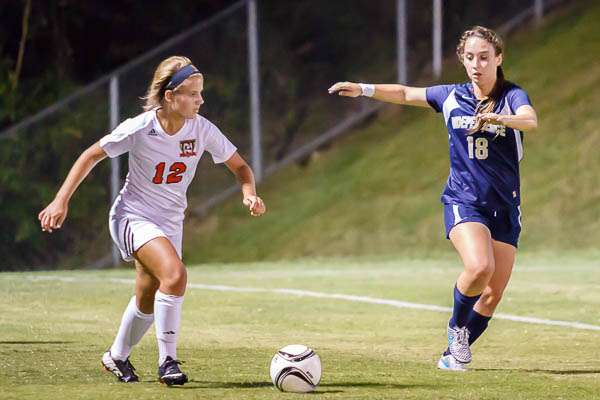 GIRLS SOCCER: Ravenwood ties undefeated Independence