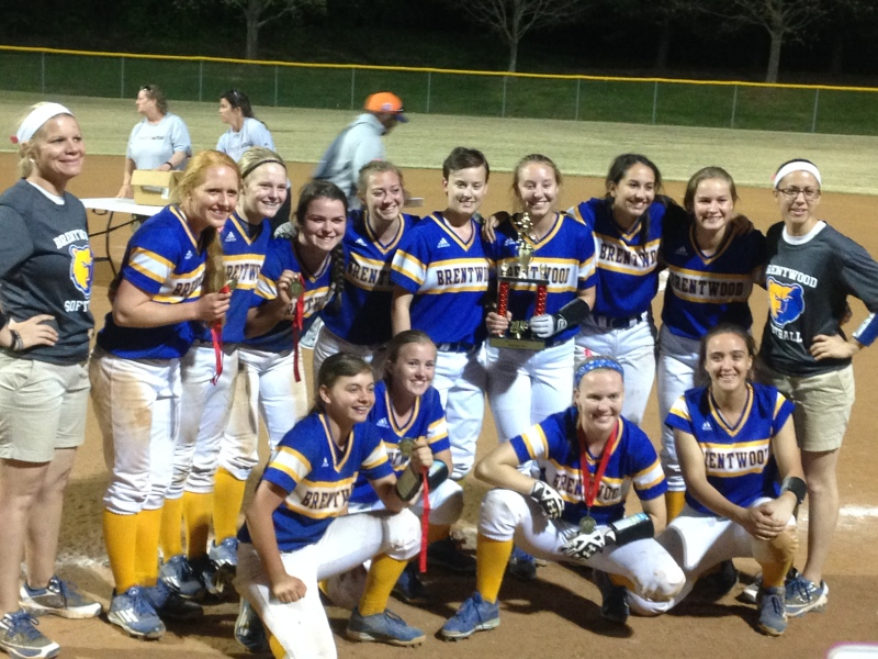 SOFTBALL: Hoover (AL) wins Raptor Classic; Brentwood finishes runner-up