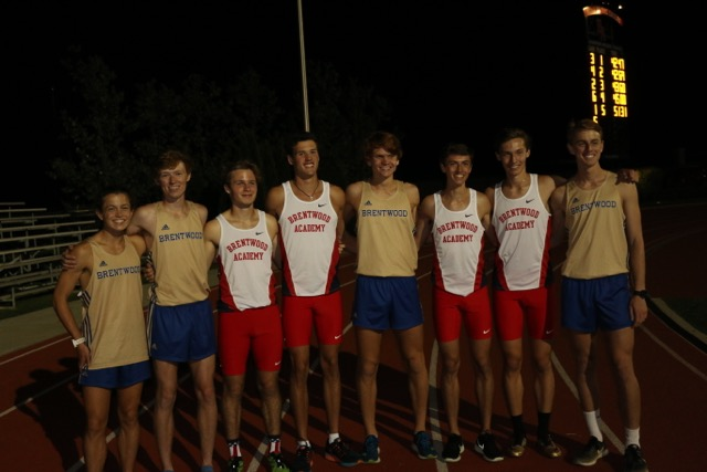 Relay teams from Brentwood High, Brentwood Academy crack national top-10