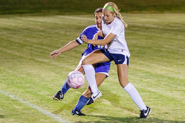 GIRLS SOCCER: Independence defeats Brentwood in battle of unbeatens