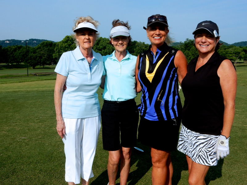 Ladies golf tournament raises $16,000 for victims of abuse