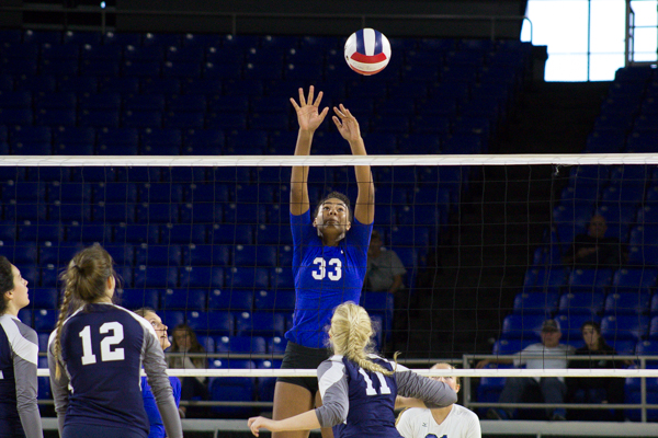 Brentwood athlete makes USA Girls Youth Volleyball squad