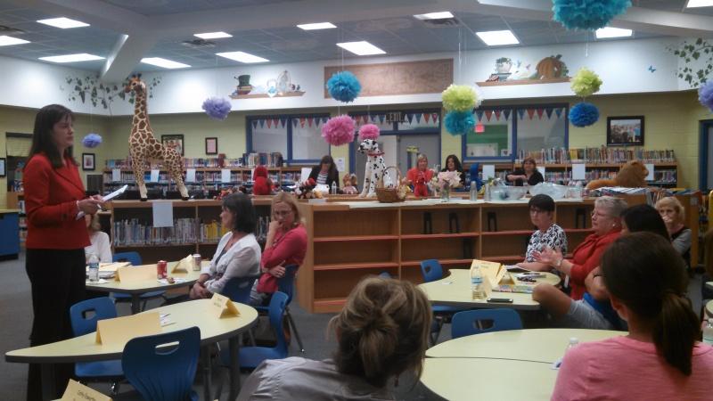 Crockett teachers, state Ed. boss frankly discuss challenges, successes