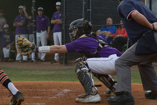 All-District 12-AA baseball team released
