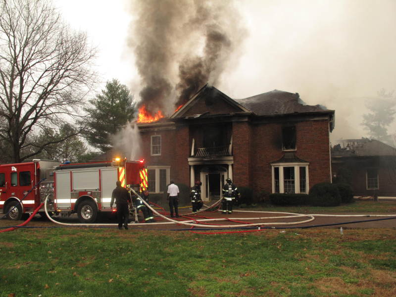 Hoverboard blamed in total loss of home near Christ Presbyterian Academy