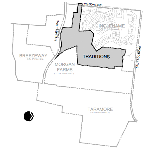 Long-awaited Traditions subdivision to have more open space | traditions subdivsion, brentwood, brentwood traditions subdivision, brentwood development, brentwood zoning, brentwood city commission