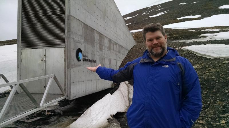 BHS science teacher studies territory near North Pole | Doug Anderson, environmental science, Grosvenor Fellow, Norway, arctic, expedition, polar bears