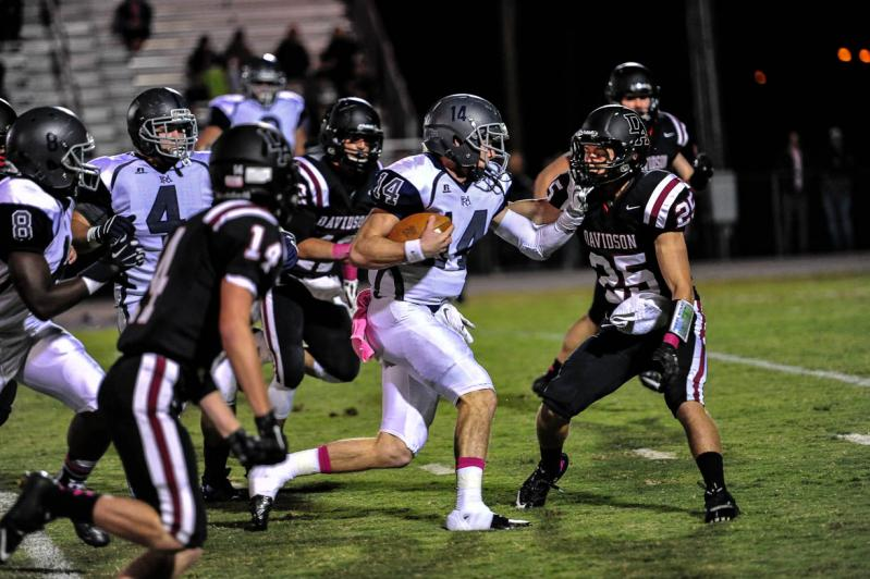 FRA's Jones, Whittemore receive top district football honors