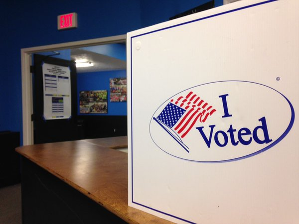 Don't forget: Voter registration deadline is July 5