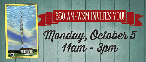 WSM Radio to host open house of broadcast tower on Monday
