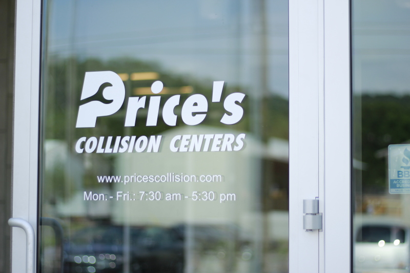 Price's Collision Center to host grand opening of new facility next month