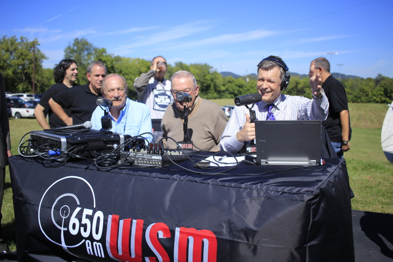 WSM celebrates 90th year at broadcast tower in Brentwood | 650 AM WSM, 650 AM WSM radio, WSM radio, WSM, Brentwood, brentwood news, WSM brentwood