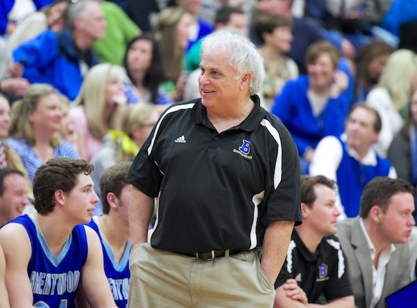 Longtime Brentwood basketball coach Dennis King retires