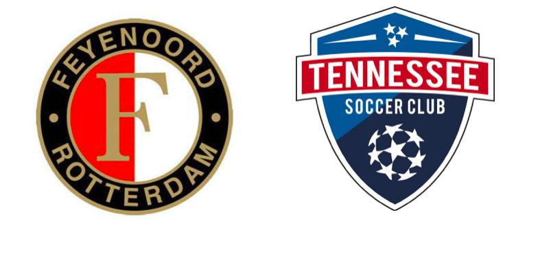 Dutch soccer club Feyenoord, Tennessee Soccer Club enter into partnership