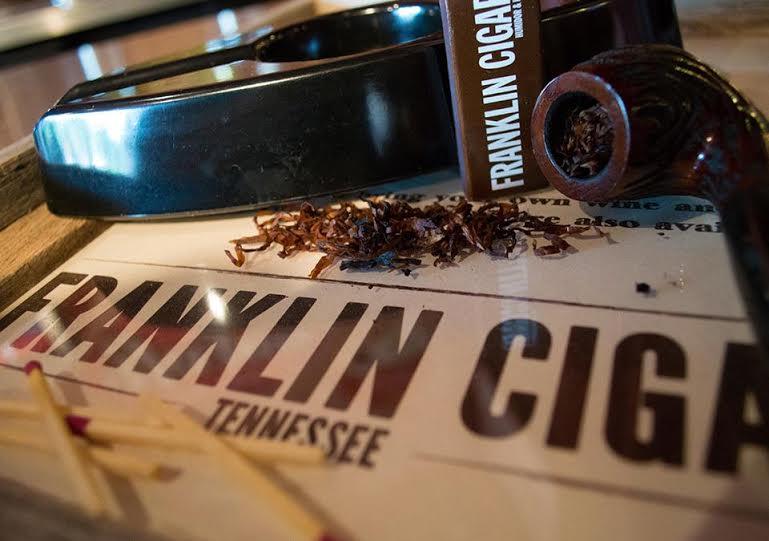 BUSINESS SPOTLIGHT: Franklin Cigar a luxury experience