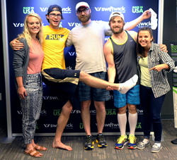 Brentwood firm's socks help 4 musicians walk from Maine to Nashville