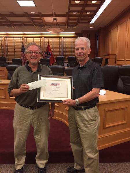 State preservationists laud local man's efforts