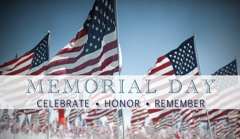 Memorial Day closures across Williamson County