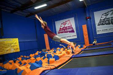 Sky Zone to host event for new location July 11