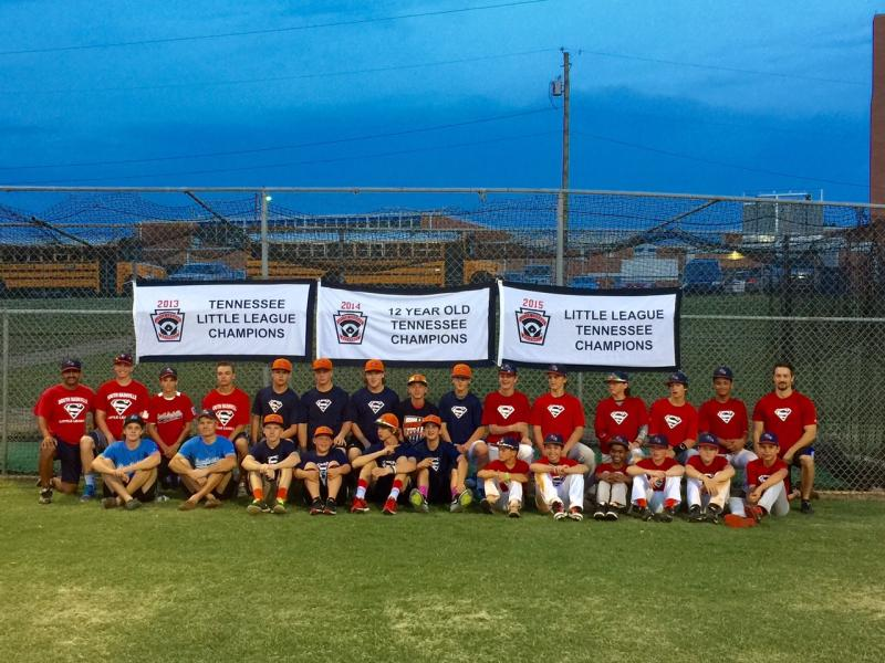 Fundraiser set for South Nashville LL before Southeast Region tourney
