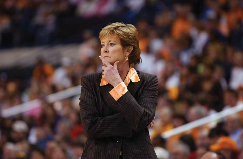 Pat Summitt made a lasting impression on many in Williamson County